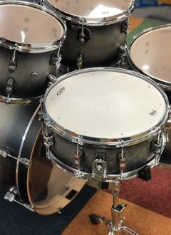 PDP PDP Concept Maple 5pc Shell Pack, Satin Charcoal Burst