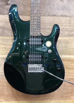 Sterling Sterling John Petrucci JP60 Signature Model With Bag, Mystic Green