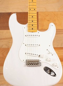 Fender Fender American Original '50s Stratocaster®, Maple Fingerboard, White