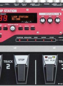 Boss BOSS RC-300 Loop Station