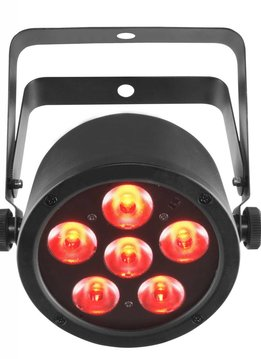 Chauvet EZpar T6 USB battery powered LED fixture