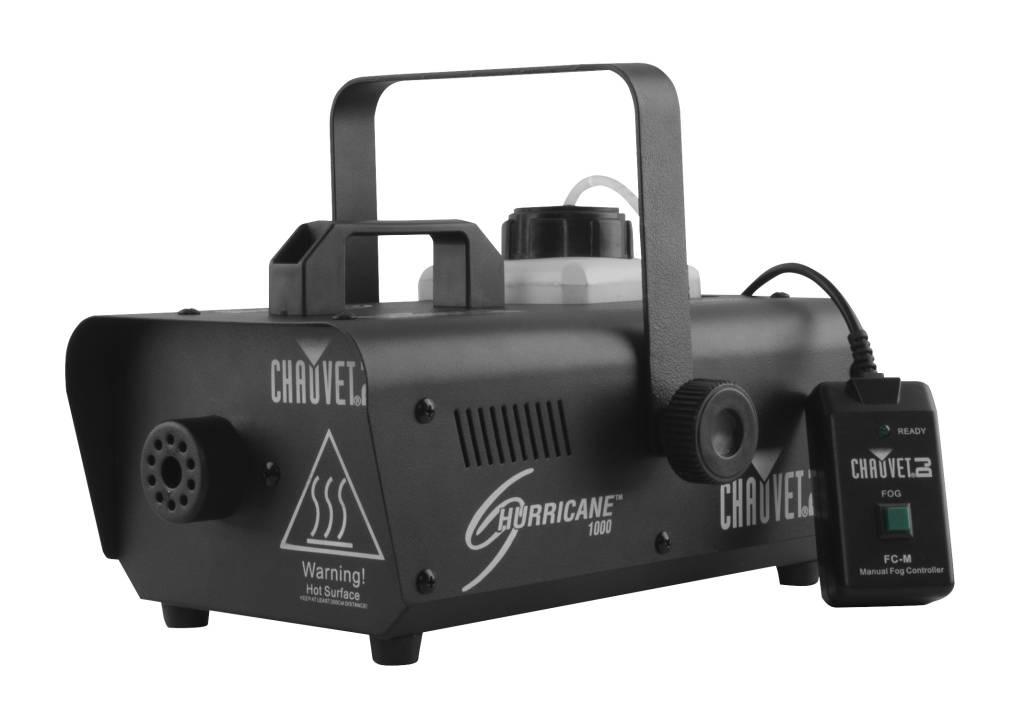 Chauvet Hurricane 1000 Fog Machine