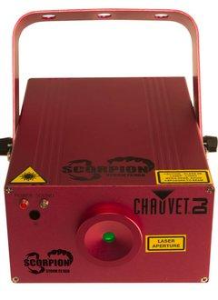 Chauvet Scorpion Storm FX RGB