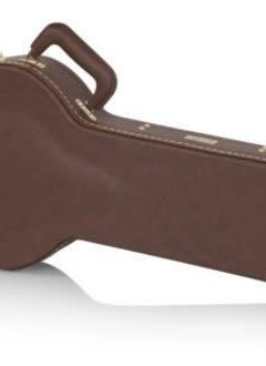 Gator Cases Gator Trad SG-style Hardcase, Brown