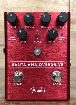 Fender Fender Santa Ana Overdrive Pedal
