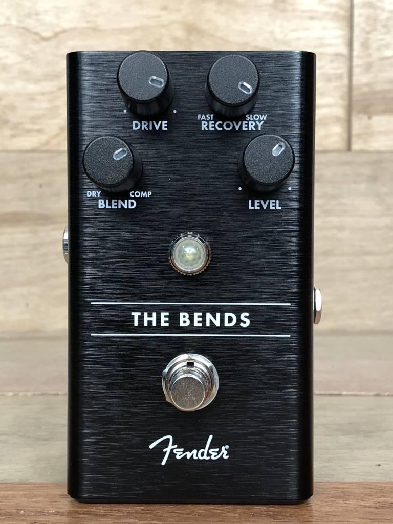 Fender Fender The Bends Compressor Pedal