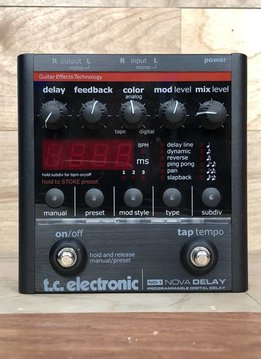 TC Electronics TC Electronics ND-1 Nova Delay