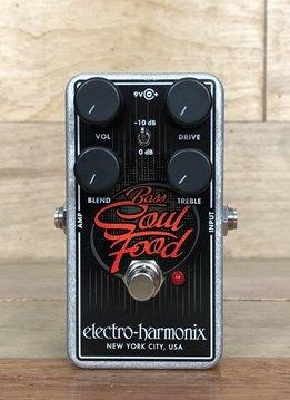 Electro-Harmonix Electro-Harmonix Bass Soul Food Transparent Overdrive