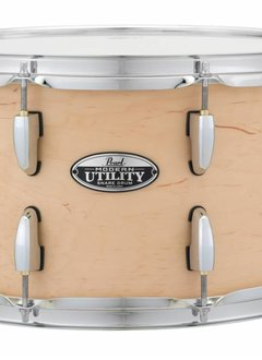 """Pearl Pearl 14X6.5"""" Maple Modern Utility Snare, Matte Natural"""