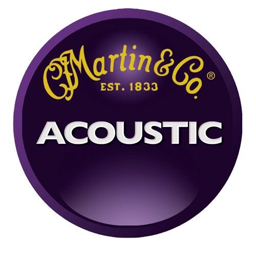 Martin Martin 80/20 Bronze Light Gauge Strings Set