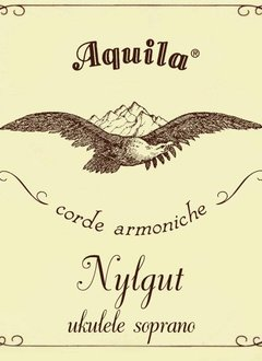 Aquila Soprano Ukulele Strings, Regular