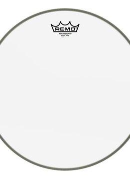 "Remo Remo 13"" Ambassador Hazy Snare Side"