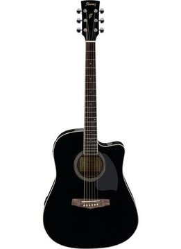 Ibanez Ibanez PF15ECEBK Acoustic/Electric, Gloss Black