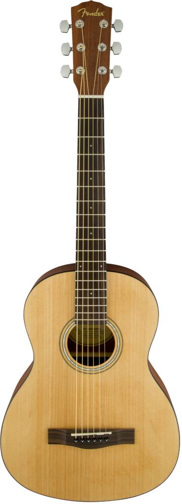 Fender Fender FA-15 3/4 Scale Steel String with Gig Bag, Natural
