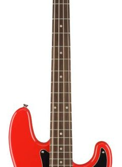 Squier Squier Affinity Series™ Precision Bass® PJ, Laurel Fingerboard, Race Red