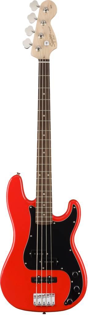 Squier Squier Affinity Series™ Precision Bass® PJ, Laurel Fingerboard, Race Red