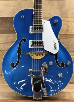 Gretsch Gretsch G5420T Electromatic® Hollow Body Single-Cut with Bigsby®, Fairlane Blue