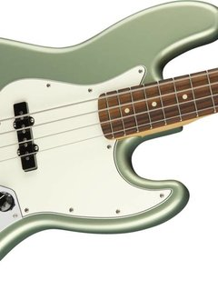 Fender Fender Player Jazz Bass®, Pau Ferro Fingerboard, Sage Green Metallic