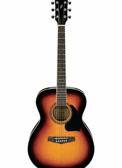 Ibanez Ibanez PC15 Performer Acoustic, Vintage Sunburst