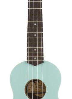Fender Fender Venice Soprano Uke,  Daphne Blue