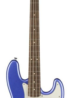 Squier Squier Contemporary Jazz Bass®, Laurel Fingerboard, Ocean Blue Metallic