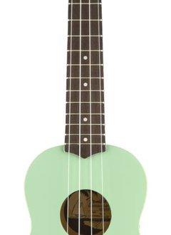 Fender Fender Venice Soprano Uke, Surf Green