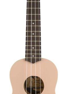 Fender Fender Venice Soprano Uke,  Shell Pink