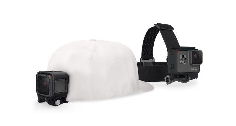 GoPro Head Strap   QuickClip