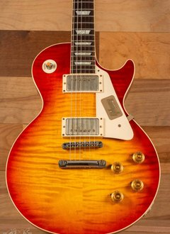 Gibson Gibson Custom Shop Historic 1959 Les Paul Reissue VOS, Washed Cherry