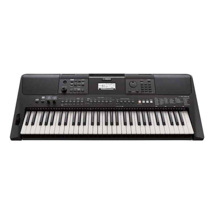 Yamaha Yamaha PSRE463 Portable Keyboard