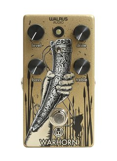 Walrus Audio Walrus Audio Warhorn, Black Friday