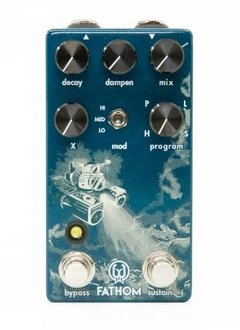 Walrus Audio Walrus Audio Fathom Multi-Function Reverb