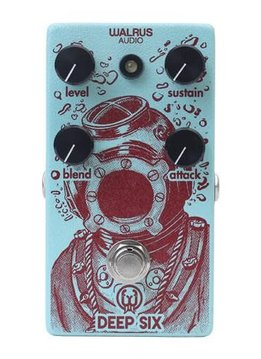 Walrus Audio Walrus Audio Deep Six Compressor