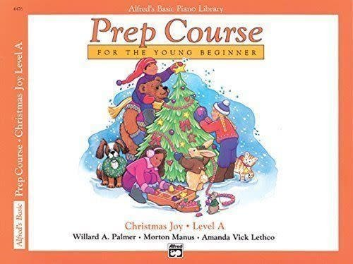 Alfred 's Prep Course Christmas Joy Level A
