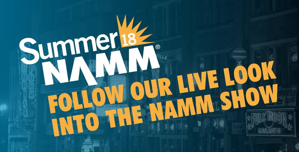 Summer NAMM Day Three Recap