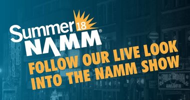 Summer NAMM Day One Recap