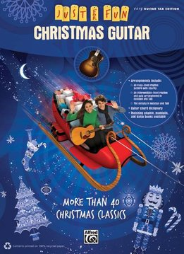 Just for Fun, Christmas Guitar Songbook