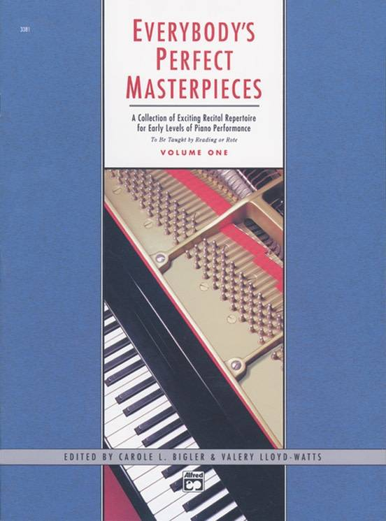 Everybodye28099s Perfect Masterpieces, Volume 1