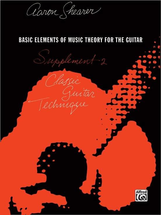 Classic Guitar Technique, Supplement 2