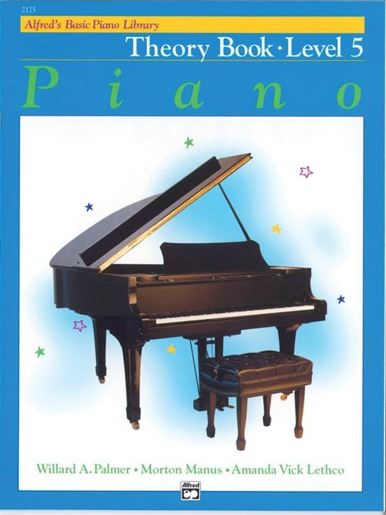 Alfrede28099s Basic Piano Theory Book Level 5