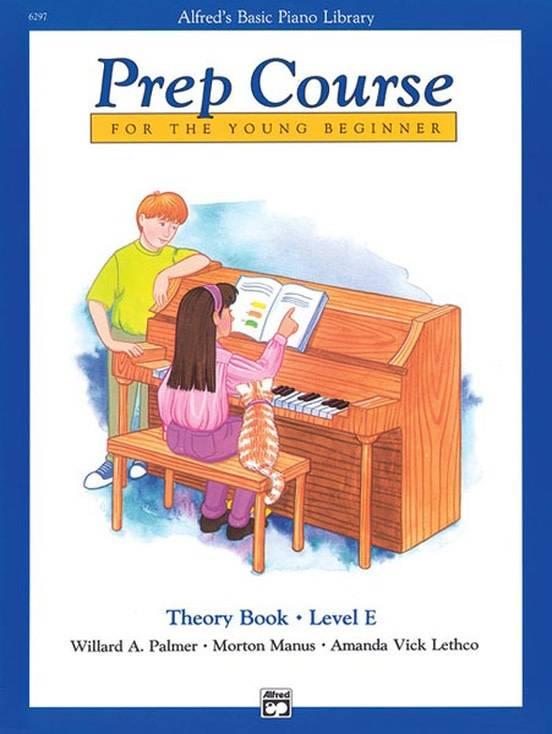 Alfrede28099s Basic Piano Theory Book Level E