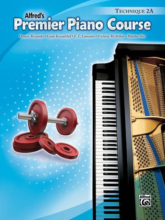 Alfred'' Premier Piano Course Technique 2A