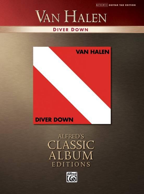 Van Halen'3a Diver Down