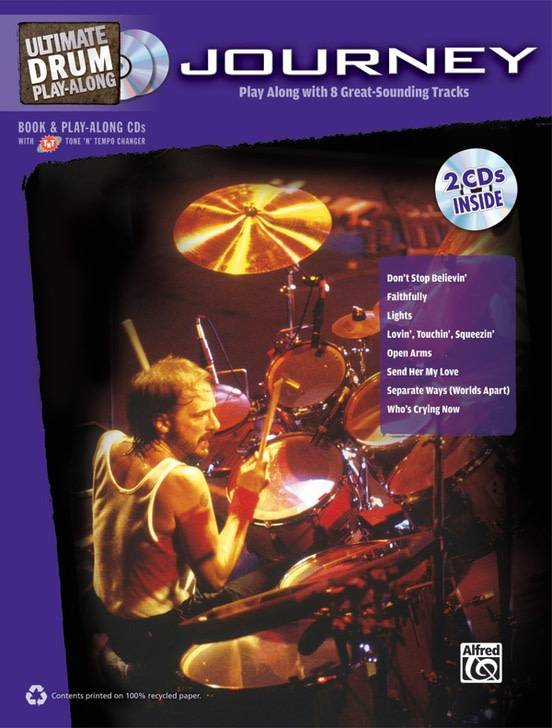 Ultimate Drum Play-Along Journey Missing CD 2