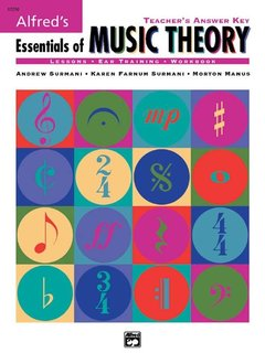 Alfrede28099s Essentials of Music Theory Answer Key