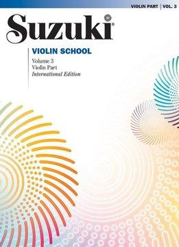Suzuki Violin Book 3