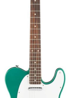 Squier Squier Affinity Series™ Telecaster®, Laurel Fingerboard, Race Green