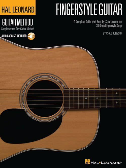 Hal Leonard Hal Leonard Fingerstyle Guitar Method