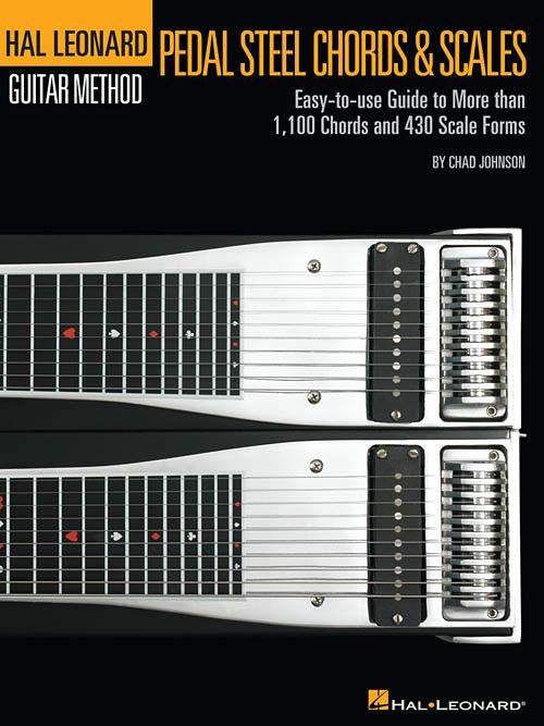 Hal Leonard Hal Leonard Pedal Steel Chords and Scales