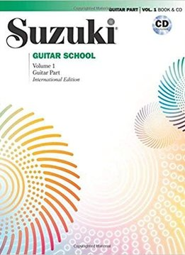 Suzuki Suzuki Guitar School Volume 1 Book 26 CD